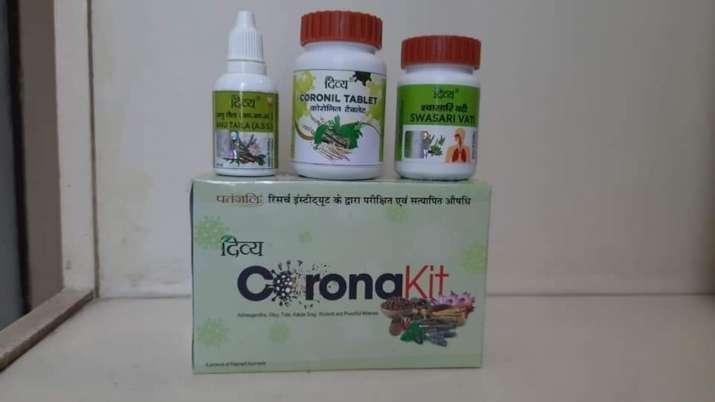 coronail kit