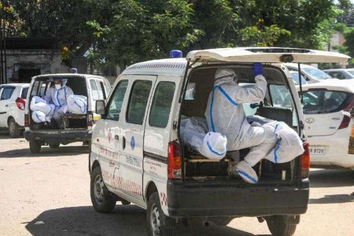 andhra pradesh ambulance