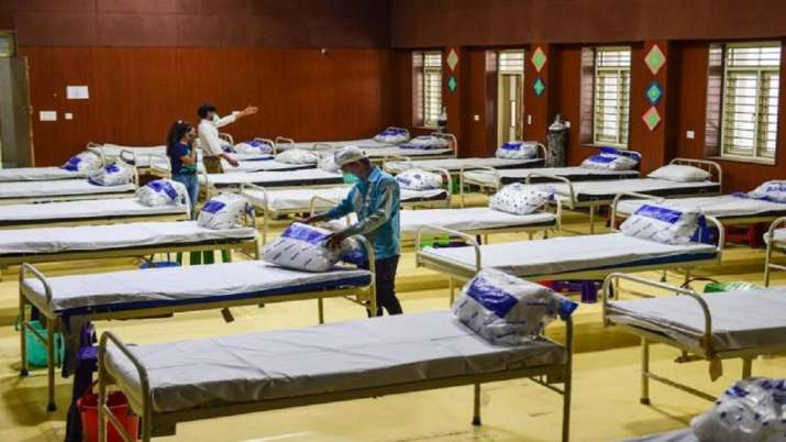 IAF, 100 bed COVID care facility, Bengaluru, coronavirus pandemic, covid second wave, karnataka case