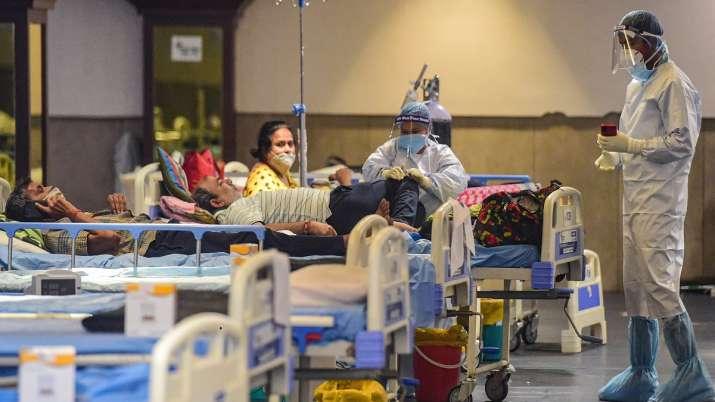 Octogenarian, COVID patient , monoclonal antibody therapy, Hospital, coronavirus pandemic, covid upd