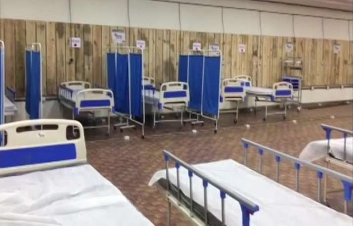 Noida's new 50-bed COVID care facility to open from today