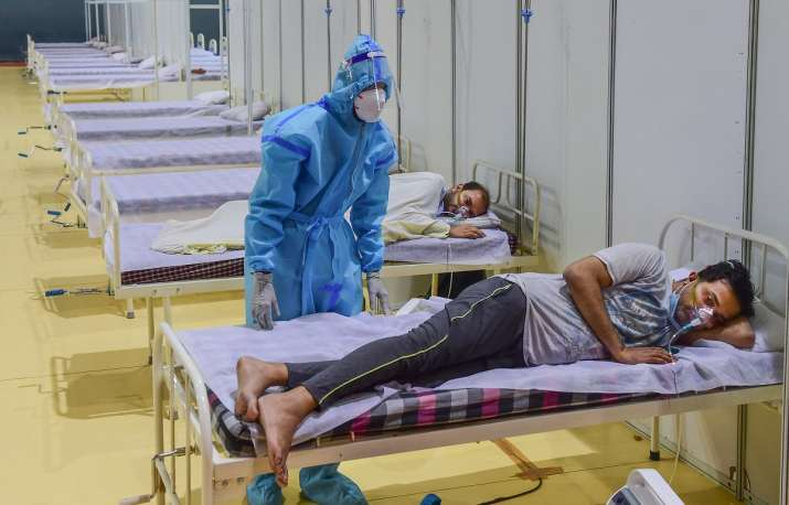 Mucormycosis: Gujarat sets up special wards in hospitals,