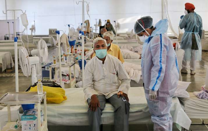 India logs 2.11L new Covid cases, 3,847 deaths; over 2.83