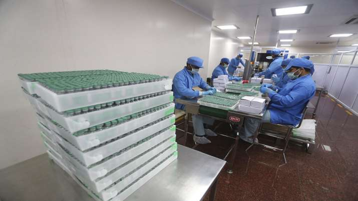 Centre says over two billion doses will be made available
