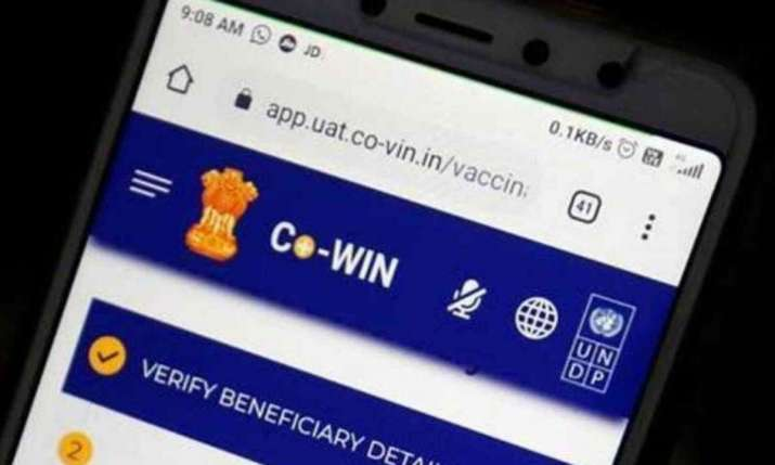 Centre refutes reports claiming CoWIN portal creating