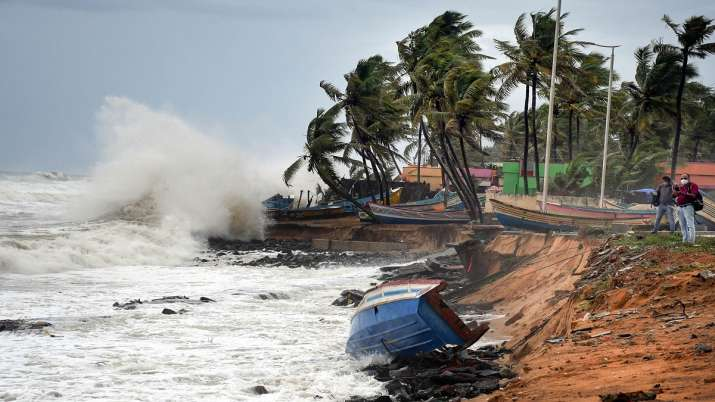 Torrential rains batter Kerala as cyclone Tauktae intensify
