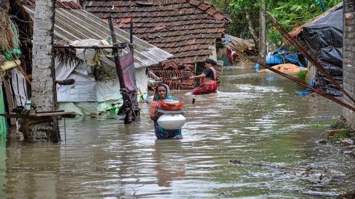 Rescue operation, clearing operation, Cyclone Yaas, Odisha, West Bengal, NDRF, Odisha coast, heavy r