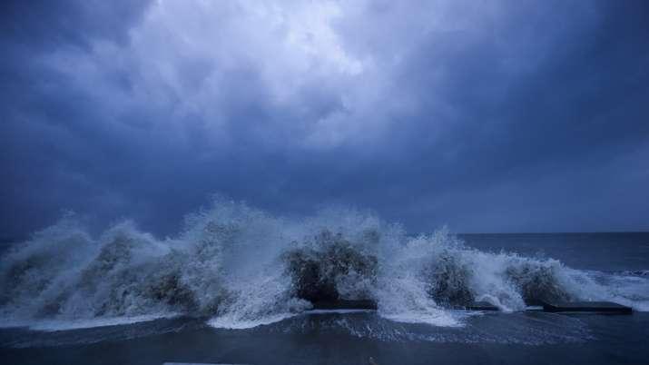 India Tv - Cyclone Yaas, Bay of Bengal