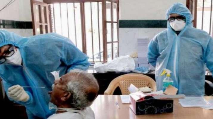 Delhi records around 900 new Covid-19 cases in 24 hours: