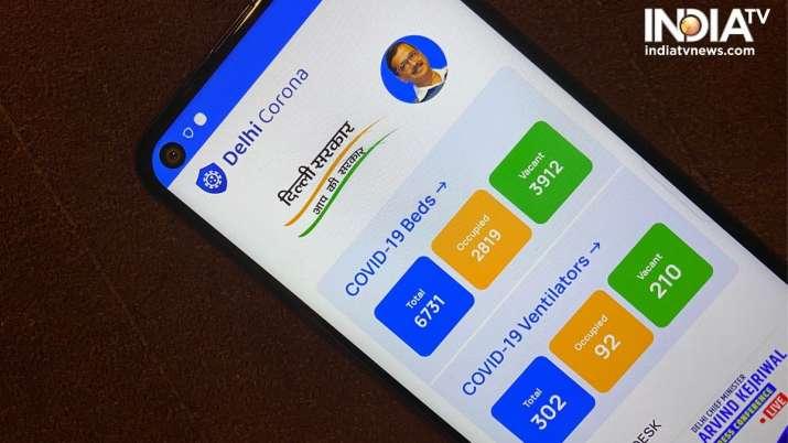 'Delhi Corona' app now shows hospitals' oxygen availability