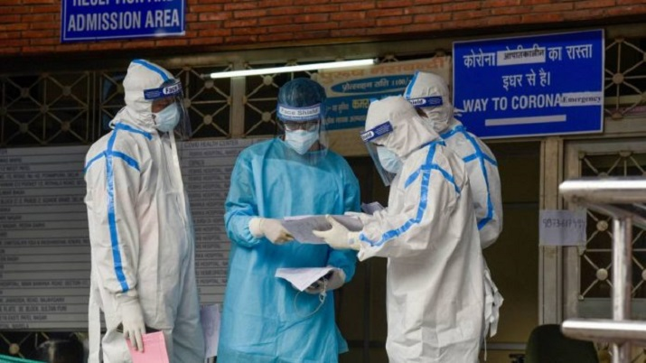 Govt says COVID-19 pandemic is shrinking, warns 98 per cent of population still vulnerable