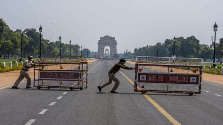 DDMA extends curfew on movement of individuals in Delhi till June 7