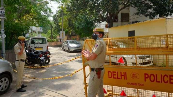 delhi police covid19 helpline numbers