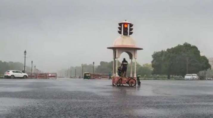 Light to moderate rainfall to continue over Delhi-NCR: IMD   India News –  India TV