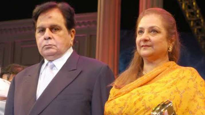 Veteran actor Dilip Kumar admitted to hospital, informs wife Saira Banu: Report