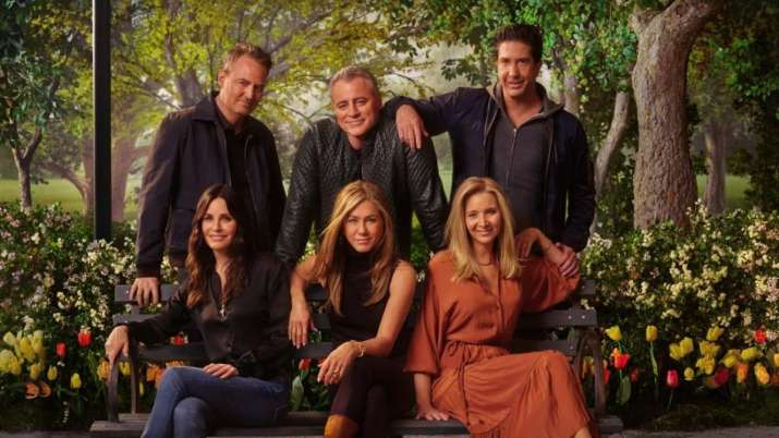 'Friends: The Reunion' win hearts as it records over 1mn views across India