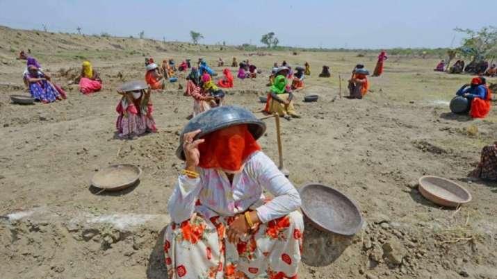 Churu, hottest place, Rajasthan, 45.6 degree Celsius, heatwave condition, heatwave continues, rajast