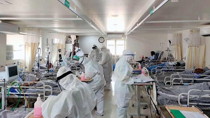 Karnataka gets 2,913 ventilators for treating Covid patients