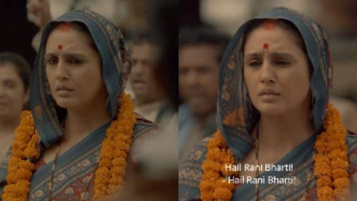 Huma Qureshi's web series 'Maharani' to premiere on May 28