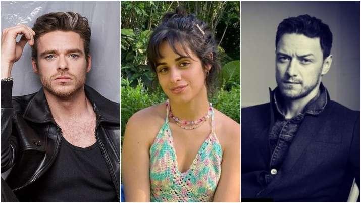 Richard Madden & Camila Cabello, James McAvoy