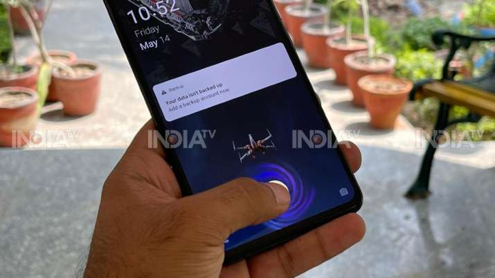 India Tv - iqoo 7