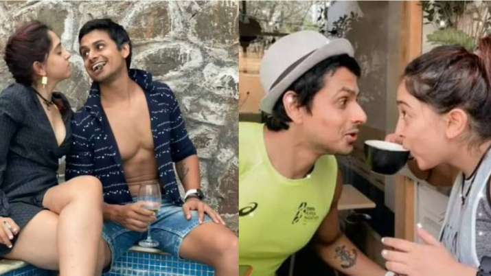 Aamir Khan's daughter Ira Khan showers love on 'dream boy' Nupur Shikhare in romantic post