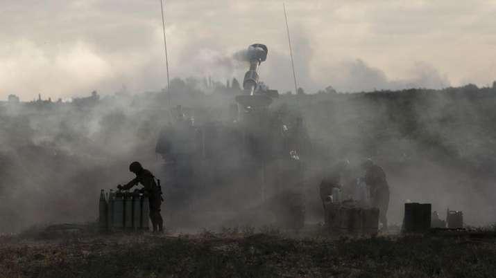 israel gaza attack
