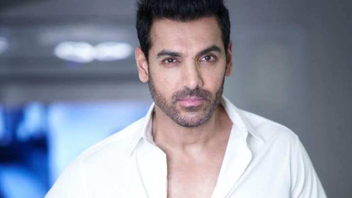 John Abraham has a special message for those contributing to COVID relief