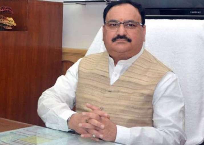 BJPpresident J P Nadda