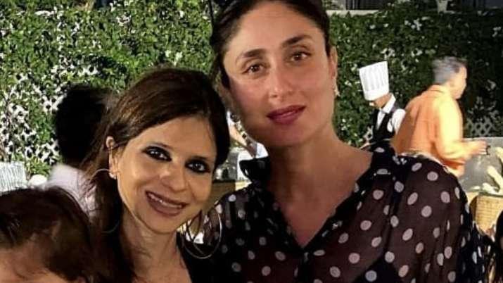 Saba Ali Khan y Kareena Kapoor Khan