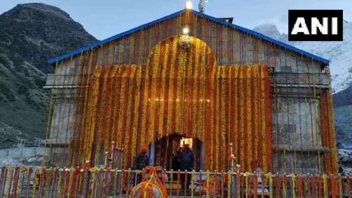 Kedarnath Temple opens
