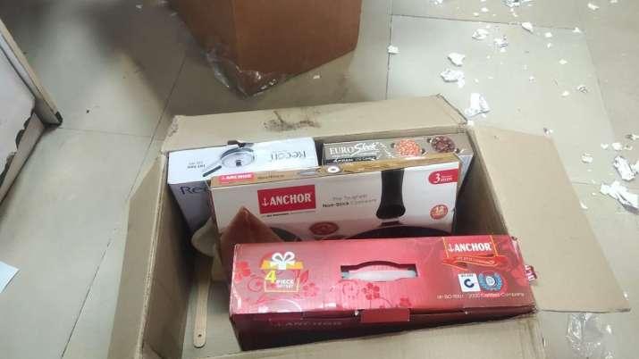 India Tv - Kitchen appliances, ncb, mumbai, mumbai airport, illegal, crime updates