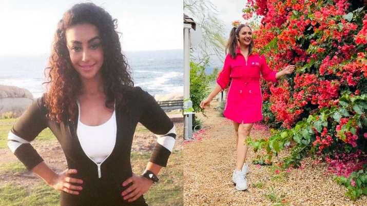 Khatron Ke Khiladi 11: Mahekk Chahal shares her antidote for fear, Divyanka calls herself 'seasonal