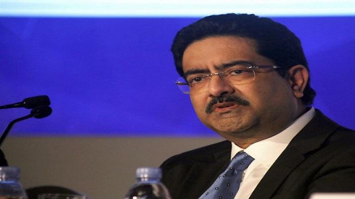 Aditya Birla Group Chairman Kumar Mangalam Birla