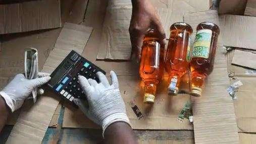 Uttar Pradesh liquor price