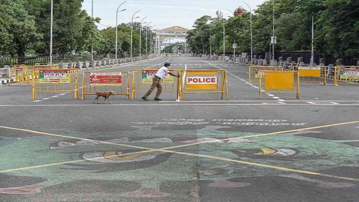 Triple lockdown in Kerala