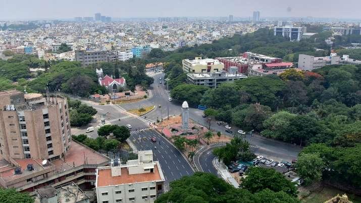 Lockdown imposed in Karnataka.