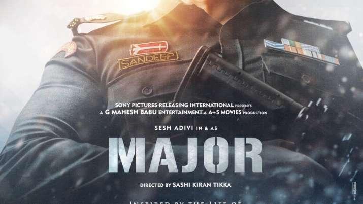 Adivi Sesh, Saiee Manjrekar's Major postponed due to Covid lockdown