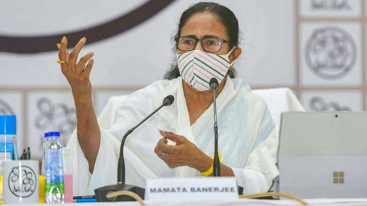 Mamata Banerjee press conference
