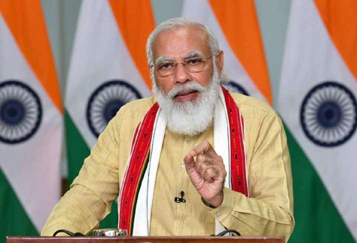 PM Modi speaks to Maharashtra, MP, Himachal, Tamil Nadu CMs