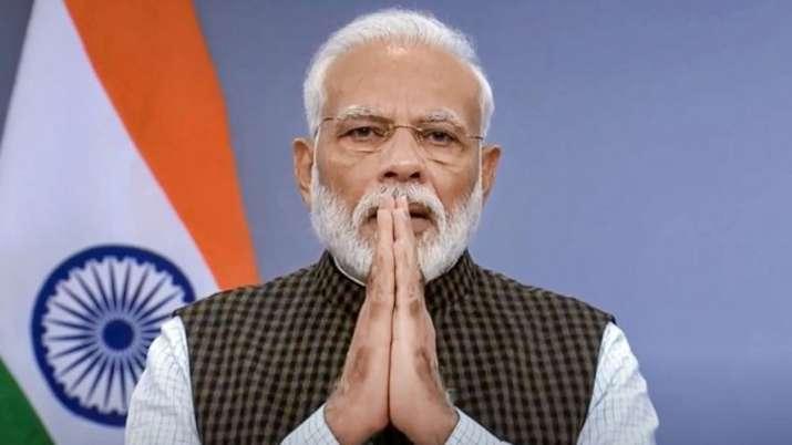 PM Modi pays tributes to Veer Savarkar on his birth