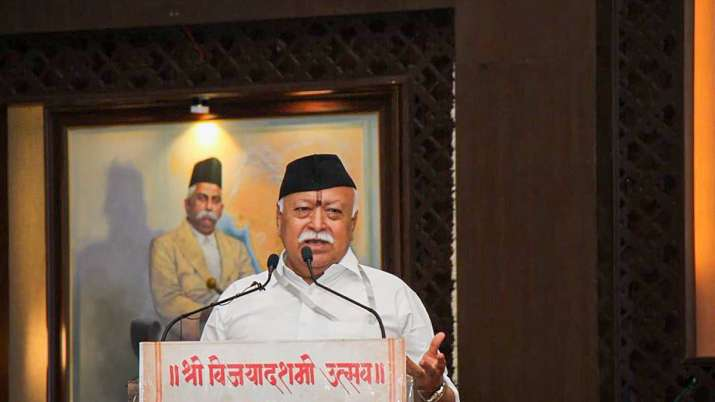 People, Govt, all dropped guard after first Covid wave: RSS Chief Mohan Bhagwat