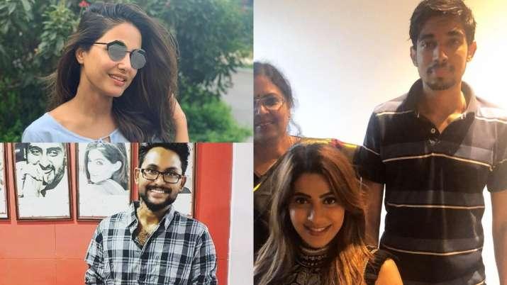 Hina Khan, Jaan Kumar Sanu and others condole death of Nikki Tamboli's brother due to covid