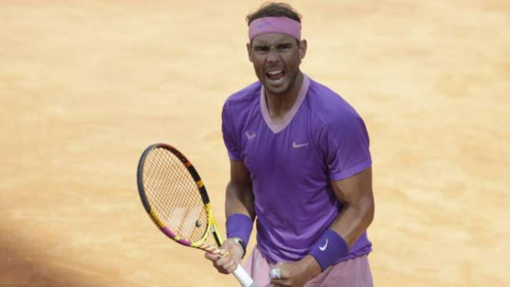 Rafael Nadal remains at No.3 in ATP Rankings after 10th Italian Open title