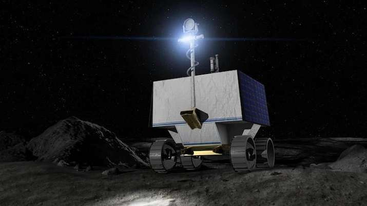 Nasa Rover To Search For Water, Other Resources On Moon In 2023   Nasa News  – India Tv