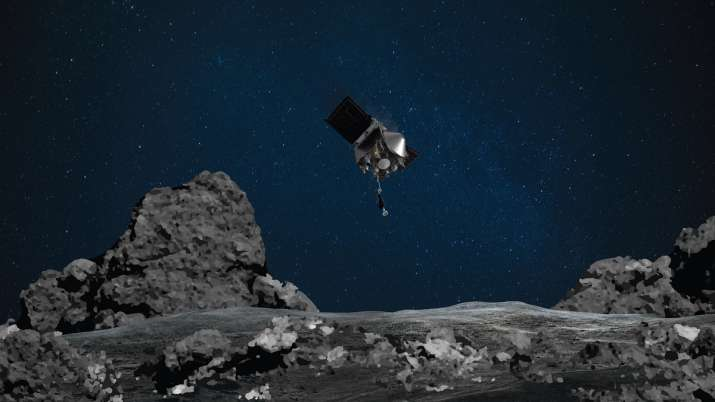 NASA's OSIRIS-REx spacecraft way back to Earth with asteroid sample