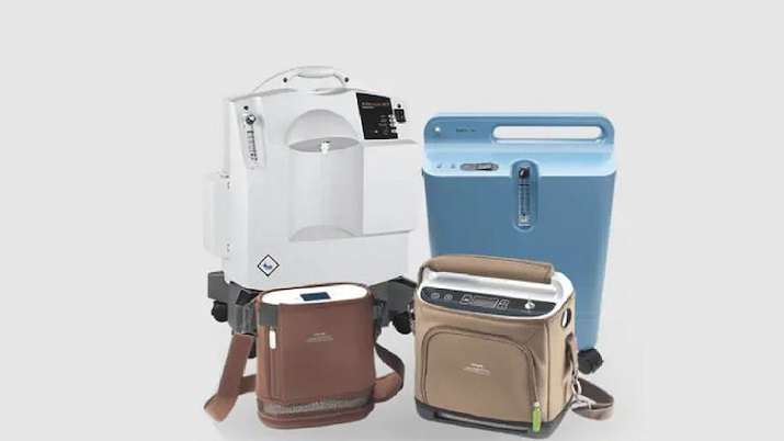 Oxygen Concentrator: How to set up and use at home | Technology News –  India TV