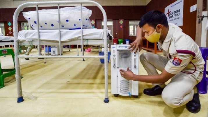 Govt slashes IGST on oxygen concentrators for personal use to 12%