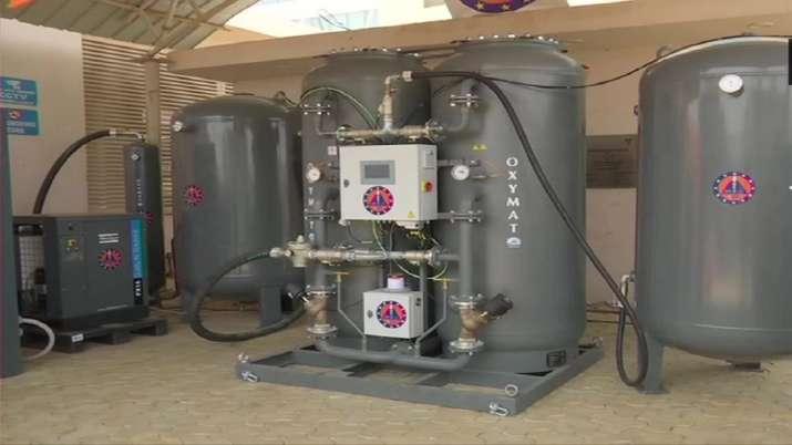 COVID-19, Oxygen plant, donation, Italy, ITBP, hospital, Greater Noida, coronavirus pandemic, covid