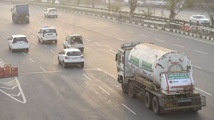 Oxygen shortage Delhi, Oxygen crisis